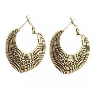 New Gold Boho Earrings